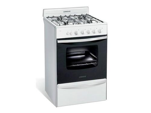 Cocina Blanca 56cm Multigas Longvie