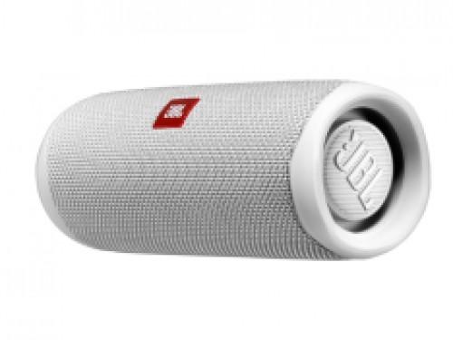 Parlante Bluetooth JBL Flip 5 Speaker Blanco