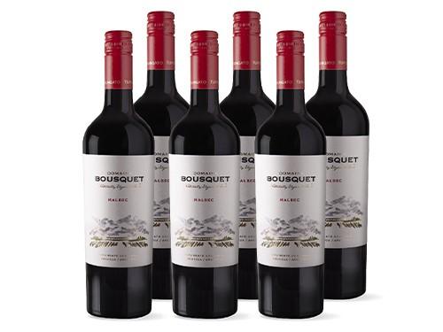 Vino Malbec Premium Organico 6x750 ml. Domaine Bousquet