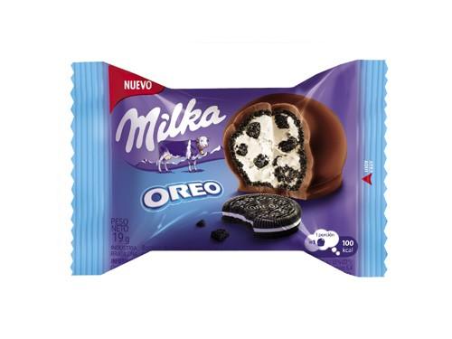 Bombón Oreo Milka