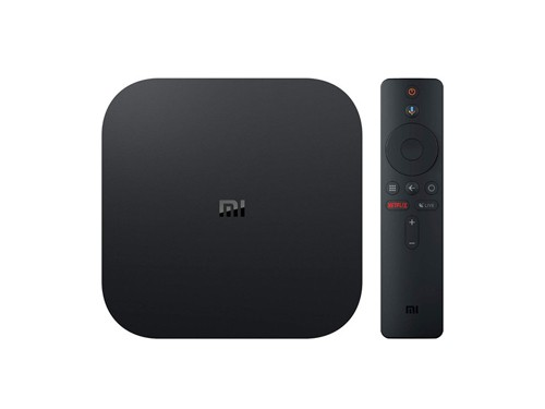 Xiaomi Mi Tv Box S 2gb ram Tv 4k 8gb Control Remoto y voz