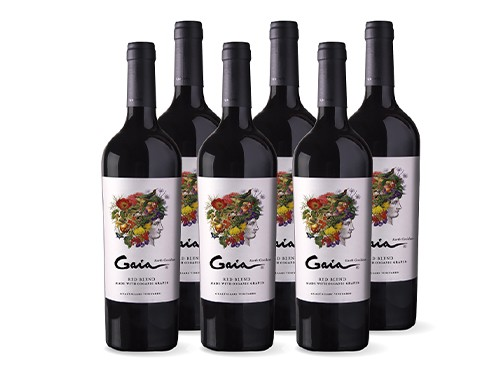 Vino Red Blend Organico 6x750 ml. Gaia