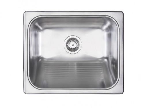 Bacha de cocina mi pileta lavadero 49-5x40x24 / 421le