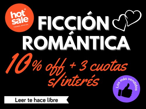 Románticas mas vendidas 10% Off + 3 Sin Interés