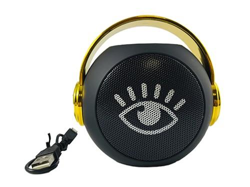Parlante Bluetooth Redondo