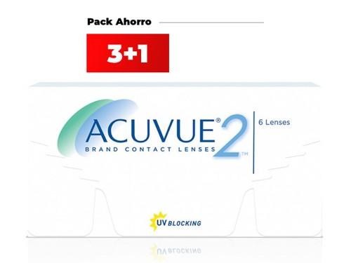 Lentes de contacto Acuvue 2
