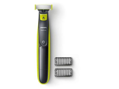 Afeitadora OneBlade Recorta Afeita y Modela Philips