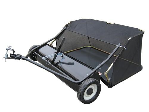 Recolector De Pasto Y Hojas Para Cuatriciclo O Tractor Equus