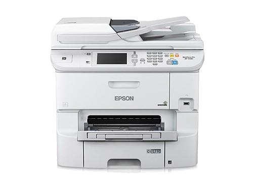 Impresora Color Multifunción Epson Wf Pro Wf-6590 Con Wifi