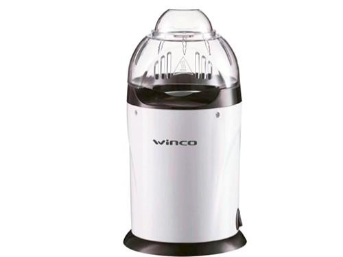 Pochoclera Winco con sistema de cocción por aire caliente