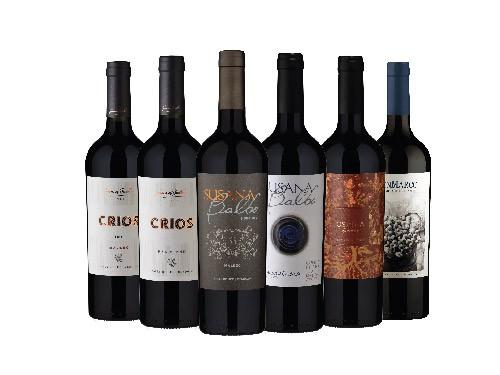 Vino Tinto Caja Mix Susana 6x750ml