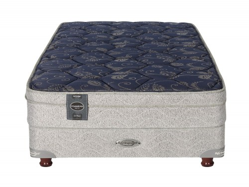 Sommier y Colchon Springwall MCB 115 Euro Pillow 080x190 - 1 Plaza