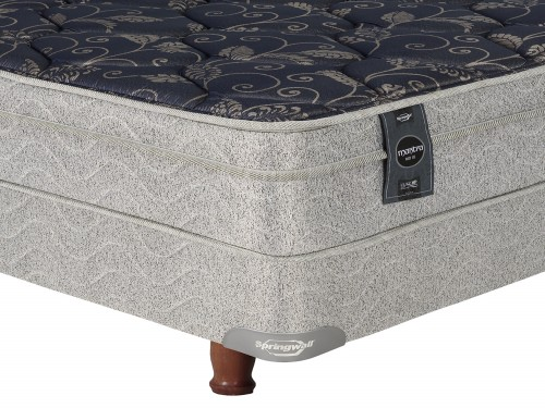 Sommier y Colchon Springwall MCB 115 Euro Pillow 140x190 - 2 Plazas