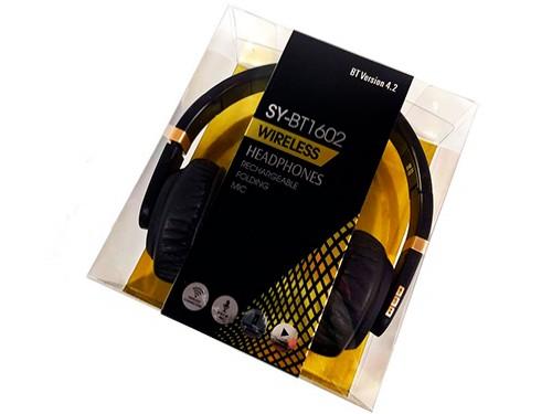 Auricular Vincha SY-BT1602