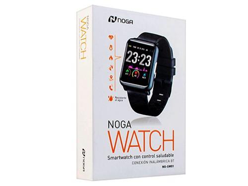 Reloj Noganet Smartwach con Funciones