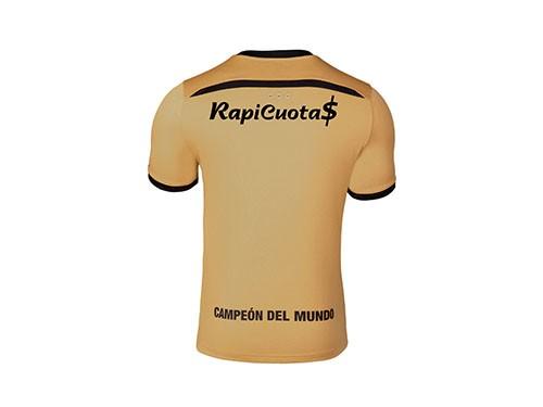 Camiseta Under Armour Estudiantes de la Plata Authentic Away 2020