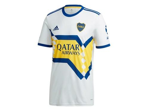 Camiseta De Futbol Boca Juniors Alternativa Adidas