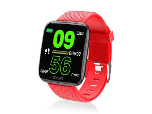Reloj Inteligente Smartwatch Noga Sw02 Running