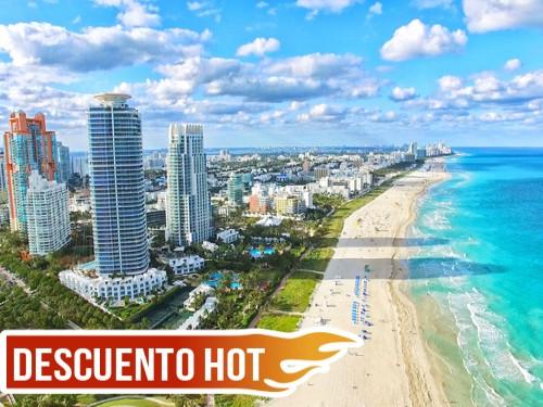 Paquete a Miami con Alquiler de Departamentos