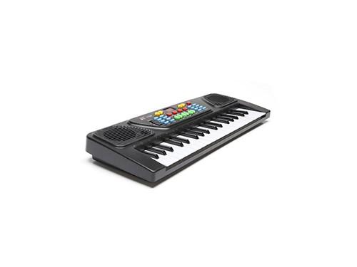 ORGANO INSTRUMENTO MUSICAL TECLADO Y MICROFONO MQ-3768