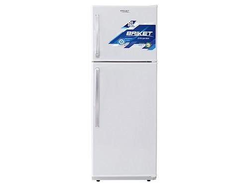 Heladera con freezer 250lts Eficiencia energética A Briket