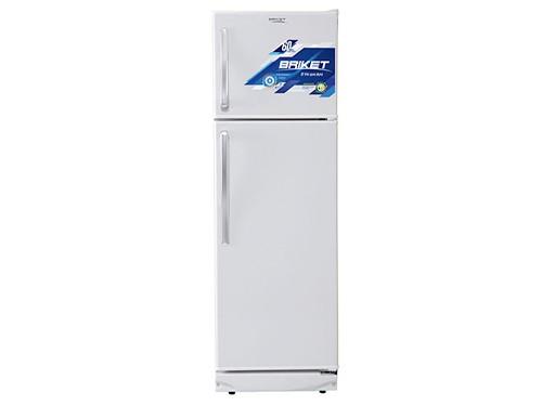 Heladera con freezer Blanca 290lts Eficiencia energética A Briket