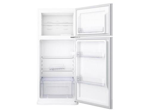 Heladera con Freezer Eficiencia energética A Blanca 286 litros Gafa