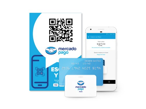 Mercado Pago Point + Código Qr