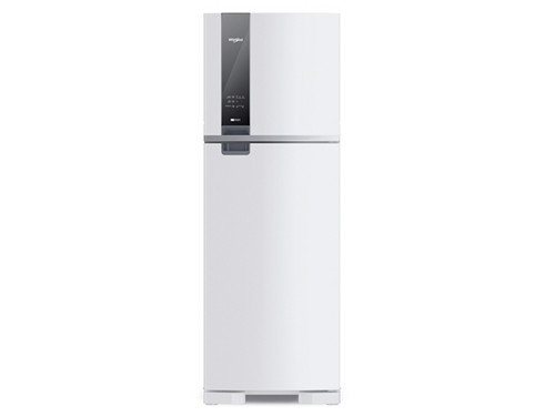 Heladera con Freezer No Frost 400lts Blanca Whirlpool