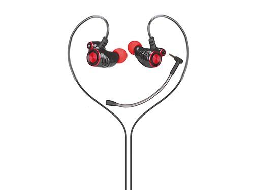Auriculares In-Ear con Mic Desmontable Ideal Oficina o Zoom HP