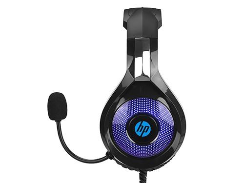 Auriculares Gamer u Oficina con Contrlo de Volumen y Micrófono HP