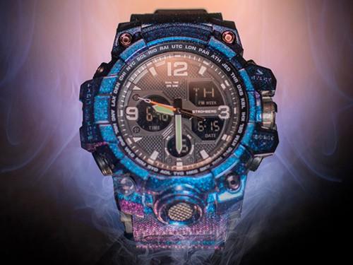 Reloj Sumergible Digital y Analógico - Stromberg Slam