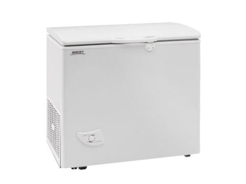 Freezer Dual Horizontal Blanco 224lts con Ruedas Briket