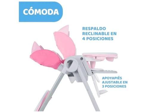 Chicco Silla De Comer Trona Polly 2 Miss Pink 507920581