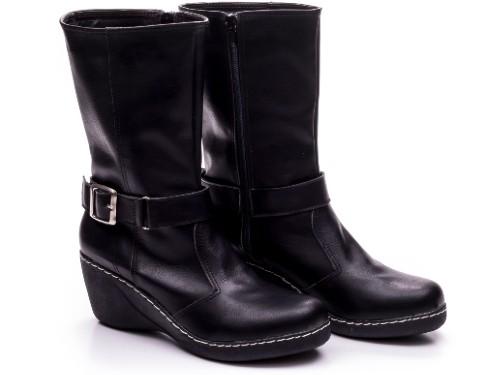 Botas de Mujer Lila 745S Black