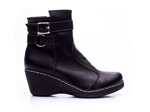 Botas de Mujer Nina 736S Black