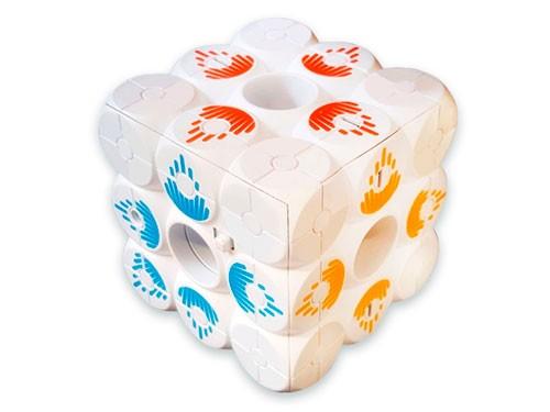 Zoomqube Shine Cubo Con luz y sonido Juego Habilidad Y Reacción