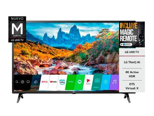 Smart Tv 4K Ultra HD 43'' LG  43Um7360
