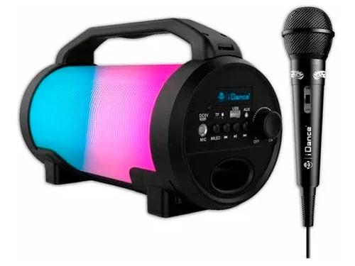 Idance Parlante Portátil Bluetooth Cyclone 400