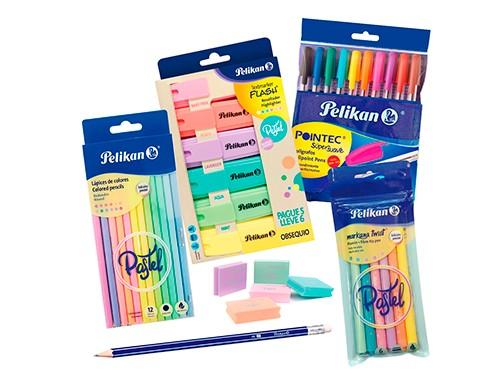 Kit Pelikan Escritura Pastel