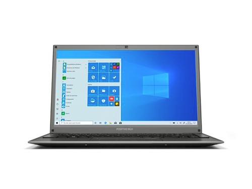 "Notebook 14"" Intel Celeron 4GB + 64GB Bluetooth Windows 10 Positivo BG"
