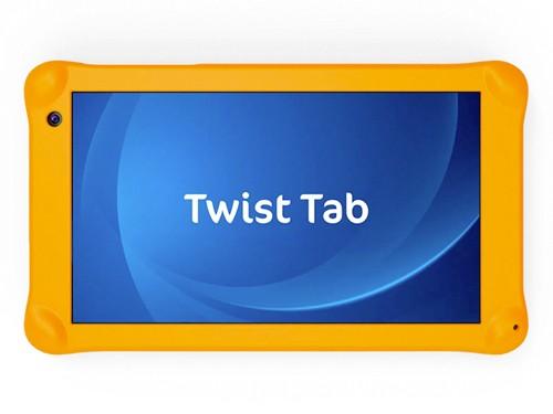 """Tablet Twist 7"""" Quad-Core 1GB+16GB Con Funda de Silicona Positivo BGH"""