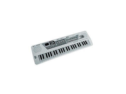 ORGANO INSTRUMENTO MUSICAL TECLADO Y MICROFONO MQ-4918