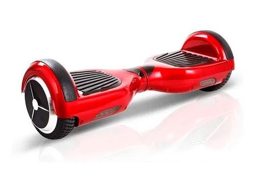 Smart Balance Hoverboard Rojo Uera-esu010