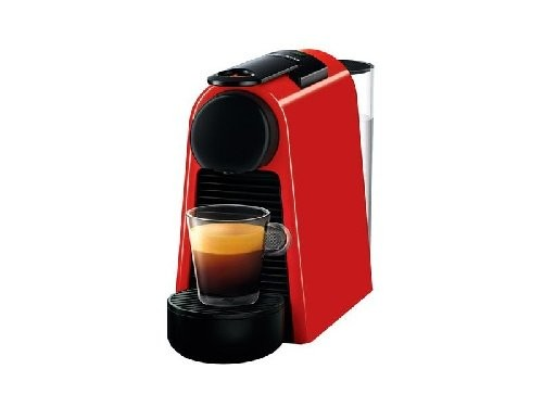 Cafetera Nespresso Essenza Mini D Roja 220V