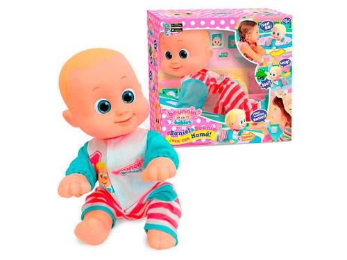 Muñeca Bouncin Babies Ven Con Mamá Shine