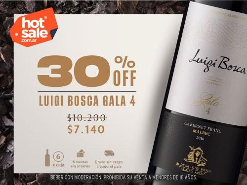 Luigi Bosca - Gala 4