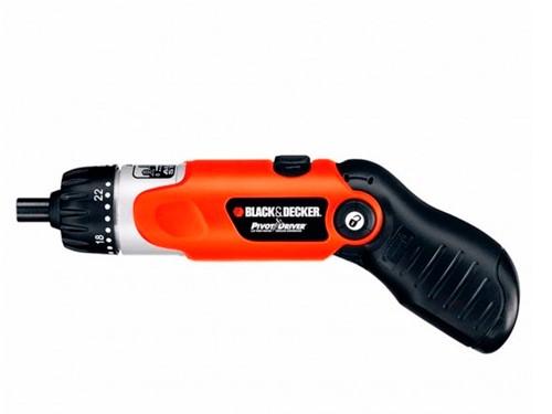 ATORNILLADOR 3.6 V 180 RPM MODELO 9078 BLACK & DECKER