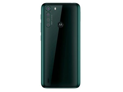 """Celular Liberado Moto One Fusion Esmeralda 6.5"""" HD+ 4GB+128GB Motorola"""