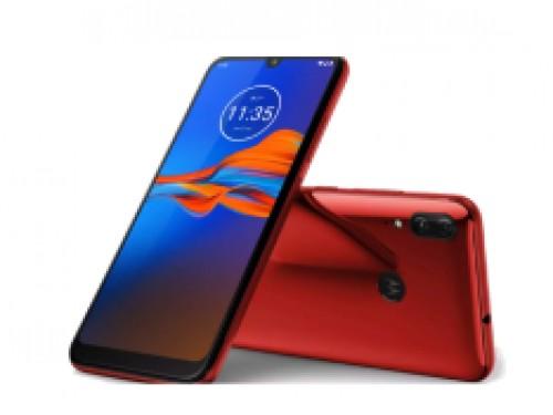 Motorola E6S 6.1 Quad Core 4Gb 64Gb Ed Especial Rojo